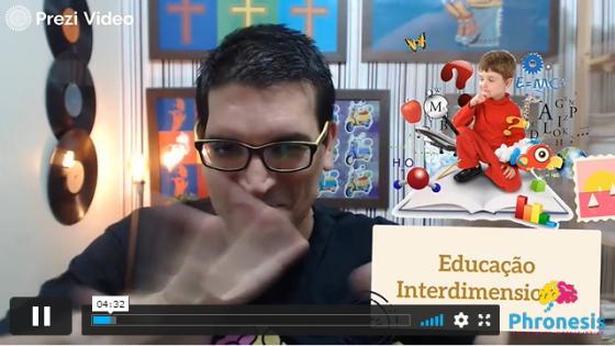 A Educação Interdimensional