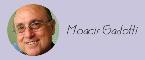 Moacir Gadotti