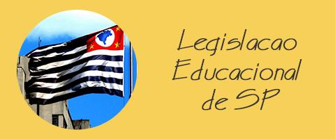 Legislação Educacional de SP