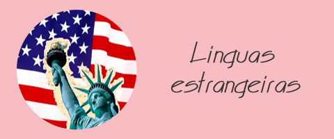 Línguas estrangeiras