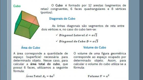 Matemática - Geometria II