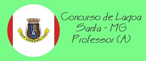Concurso de Lagoa Santa (MG) - Professor (A)