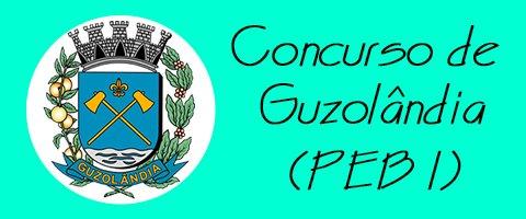 Concurso de Guzolândia - PEB I