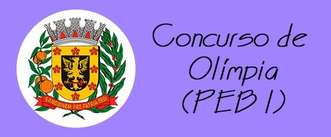 Concurso de Olimpia - PEB I