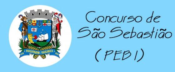 Concurso de São Sebastião - PEB I